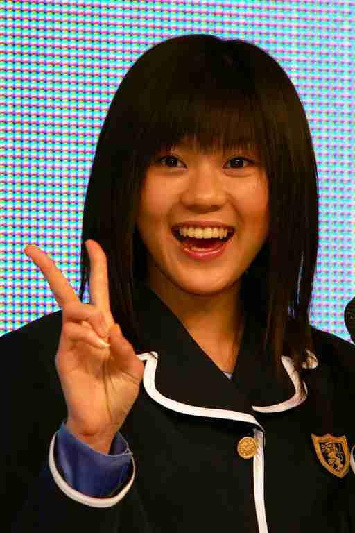 元AKB渡辺志穂が結婚…同期の前田敦子が祝福「お祝いしなきゃ!」