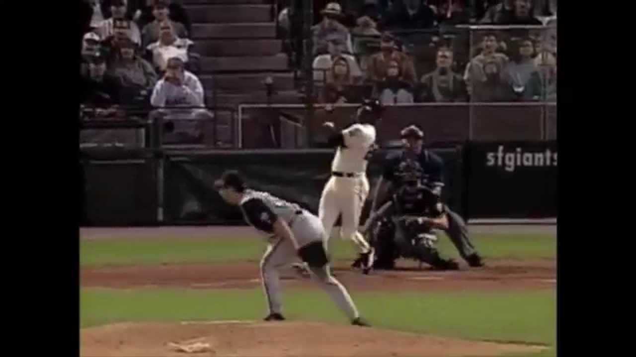 Barry Bonds Highlights:Pure Greatness - YouTube