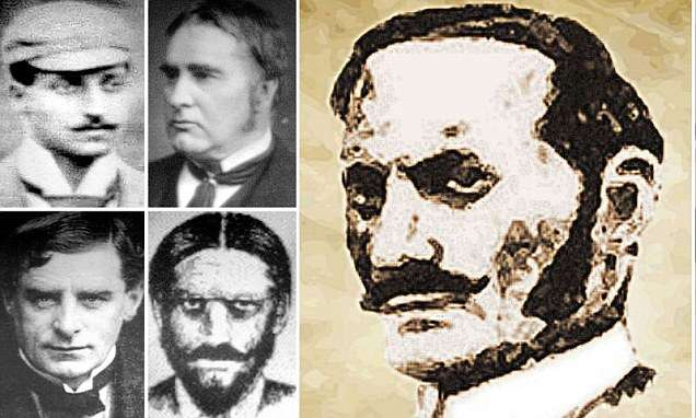 Jack the Ripper unmasked by amateur sleuth as Aaron Kosminski | Mail Online