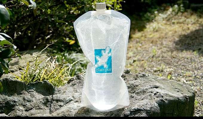 【欲しい?】バッグに入れやすいA5サイズの薄い水筒が登場