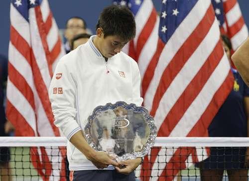 錦織、優勝逃すも「楽しい2週間だった」 - テニスニュース : nikkansports.com