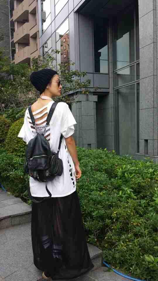 妊娠中・山田優が超ミニワンピでぽっこりおなか公開「日本一カッコいい妊婦」