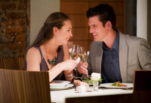 Men No Longer Willing to Pay For First Date, Survey Finds- Simply Chic - MSN Living