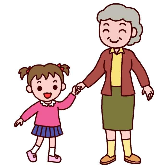 【子育て】祖父母の行事参加