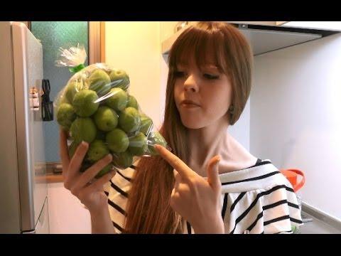 Housewife in Japan - Making UMESHU - 梅酒の作り方 - YouTube