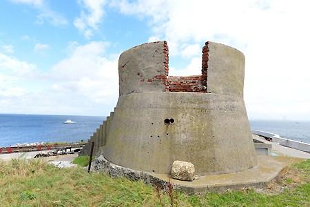 TOKIO:立ち入り禁止の人工島「第二海堡」でロケ 115年間の歴史でテレビ初潜入 - MANTANWEB(まんたんウェブ)
