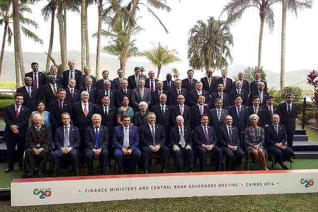 G20財務相・中央銀行総裁会議でエボラ出血熱について討議 「より広い地域の成長と安定に深刻な影響を及ぼす」 - ライブドアニュース