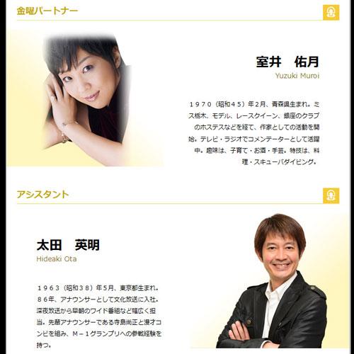 「錦織くんのコーチだって凄く優秀な中国の方でしょ?」 室井佑月さんのラジオでのコメントが話題に – ガジェット通信