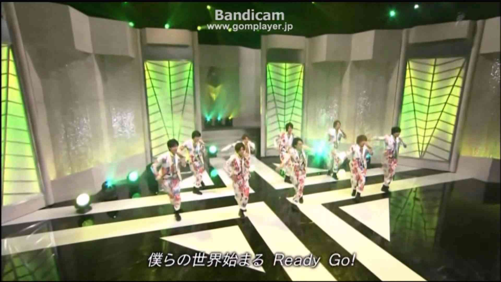 Hey! Say! JUMP Ready Go & Come On A My House - YouTube
