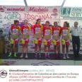 コロンビアの女子自転車チームのユニフォームが目のやり場に困ると物議「良識から見て容認できない」