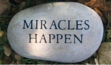 自分、身近で奇跡or予期せぬ偶然が起きた事ありますか?