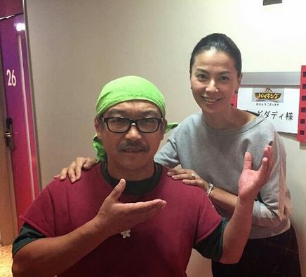 ビッグダディ、『バイキング』卒業を発表!江角マキコに「お世話になりました」