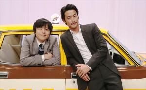 バカリズム脚本ドラマで竹野内豊が過去へ誘うタクシー運転手に  |  TV LIFE