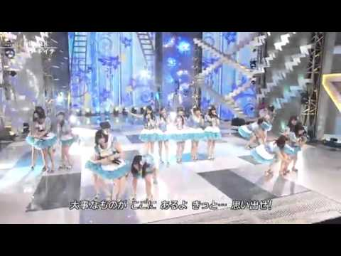AKB48 NMB48  FNSうたの夏祭り2014 - YouTube