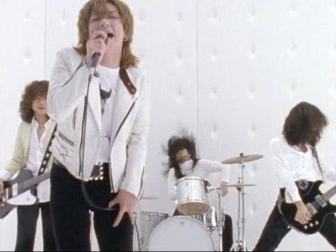 THE YELLOW MONKEY「SPARK」 - YouTube