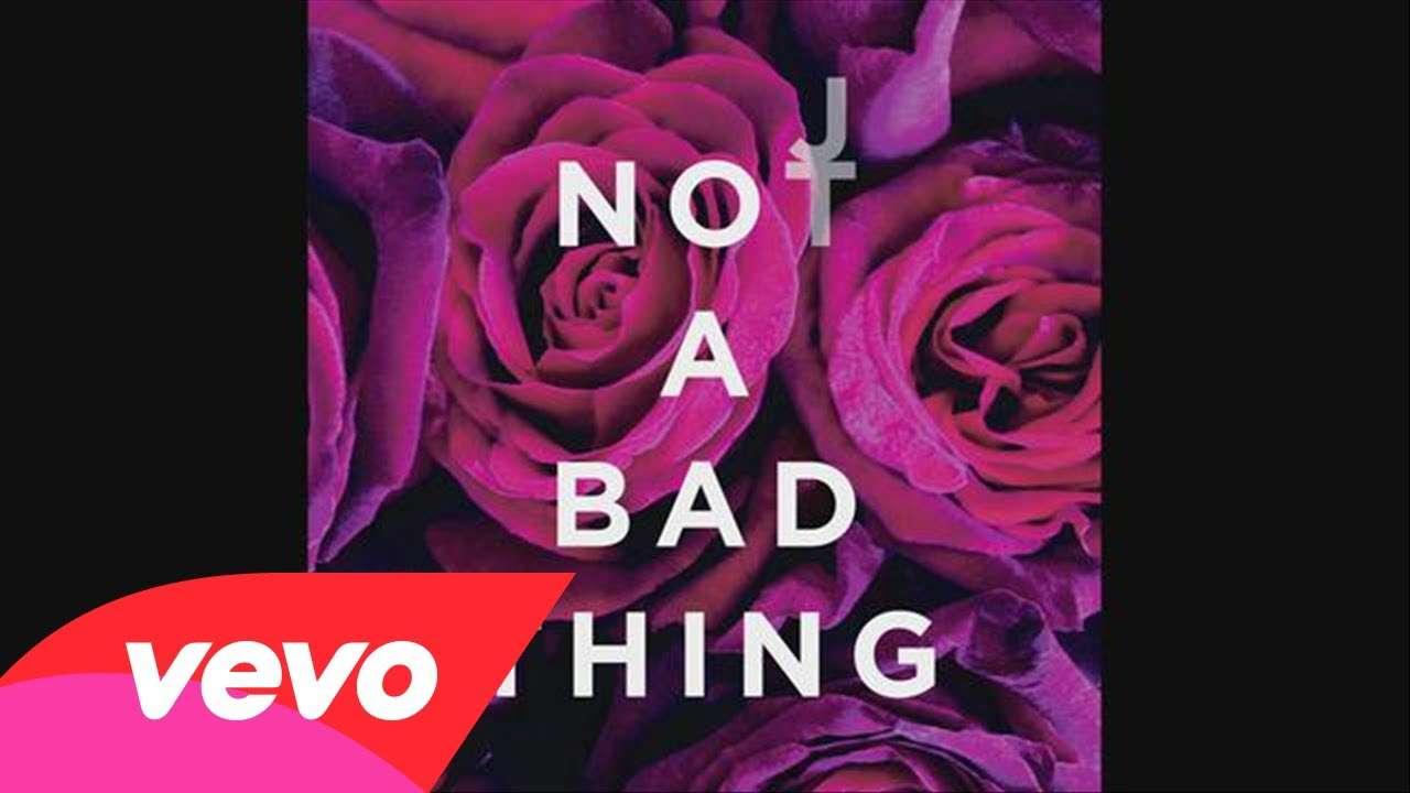 Justin Timberlake - Not a Bad Thing (Audio) - YouTube