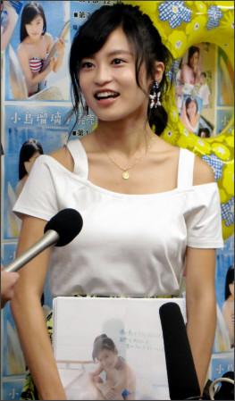 小島瑠璃子、本当は歌手志望「歌わせて」