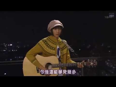 杏--自彈自唱@武士高校 - YouTube