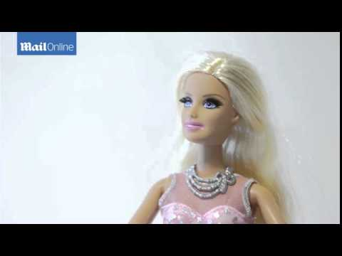 Is this a swearing Barbie? Mother's outrage at doll manufacturer - YouTube