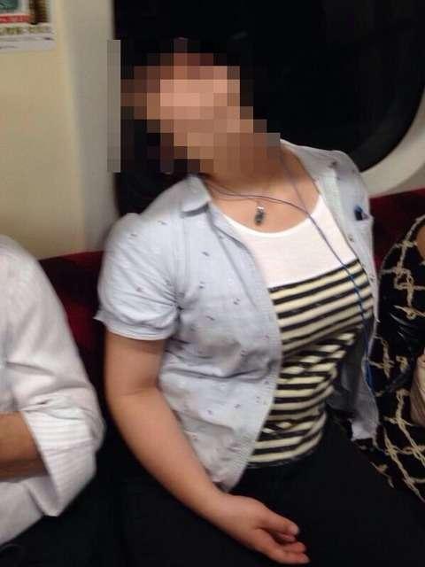 ビックカメラ店員「電車でデブのお姉さんがとんでもねぇブサイク寝てる」と盗撮するも自ら個人情報をネット上に晒し炎上