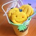 ハロウィンにも☆簡単かぼちゃクッキー。 by ゆぅゅぅ [クックパッド] 簡単おいしいみんなのレシピが182万品