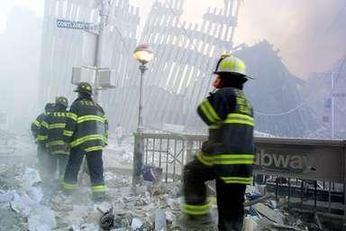 米9.11テロで活動の元消防隊員、同じ日に3人が死去 写真1枚 国際ニュース:AFPBB News