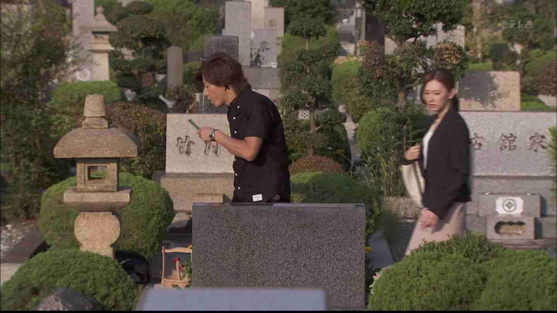 『HERO』最終回で背景に「古舘家」「竹内家」と書かれた墓が映る→嫌がらせかと話題に