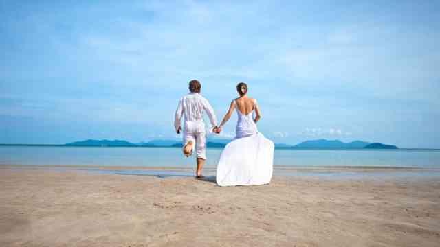 何のために結婚しますか?