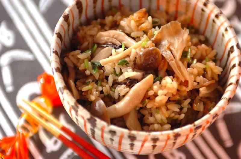 秋の簡単おすすめ料理