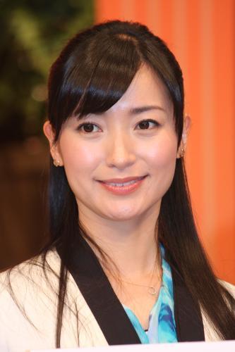 大江麻理子アナ 結婚生報告!家事は「ほとんどやっていただいている」