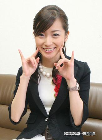「理想のお嫁さん」テレ東・大江アナ結婚で男性ファン悲痛「いやだ」「引きこもりたい」 (東スポWeb) - Yahoo!ニュース