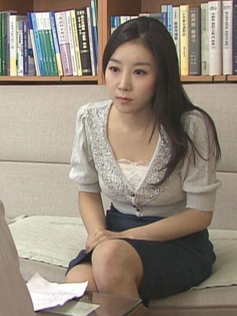 【閲覧注意】韓国の美人リポーターが整形で恐ろしい顔に…