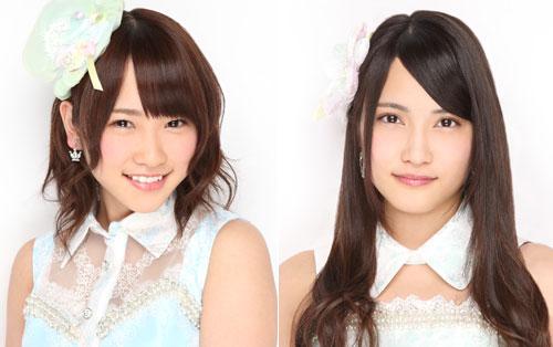 AKB48川栄李奈&入山杏奈 握手会はまだ…ケガの静養のため30日欠席