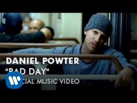 Daniel Powter - Bad Day (Official Music Video) - YouTube