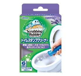 トイレ掃除でお気に入りの道具