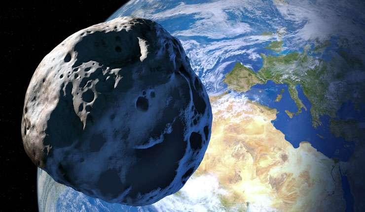 2017年 地球に破滅的な被害をもたらす小惑星が衝突? - News - 社会・歴史 - The Voice of Russia