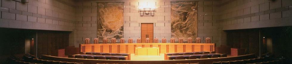 裁判所トップページ