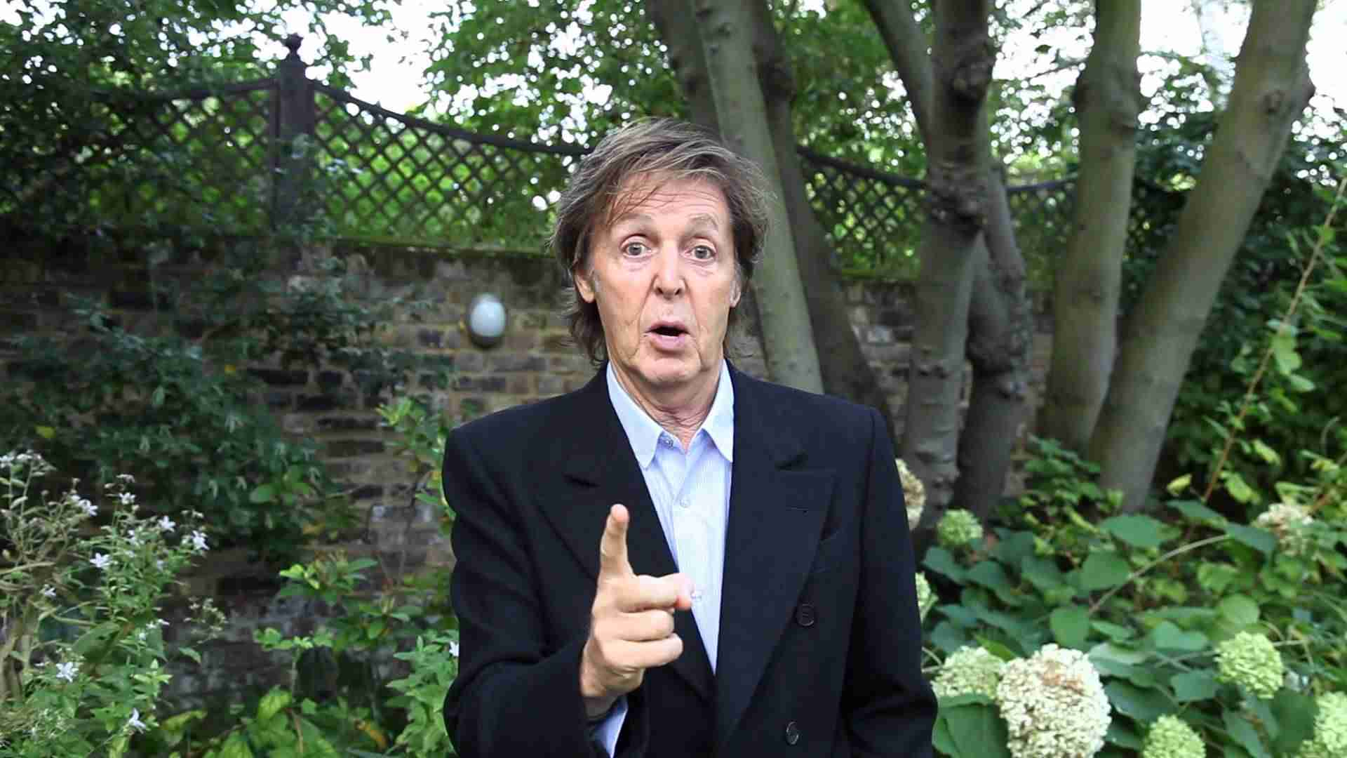 An Urgent Call to Action from Paul McCartney - YouTube