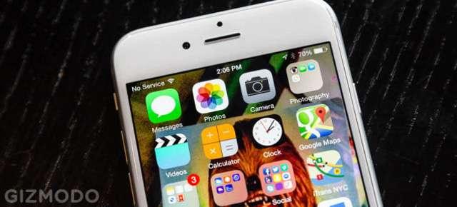 もう戻れない…。アップルがiOS 7サポート終了 : ギズモード・ジャパン