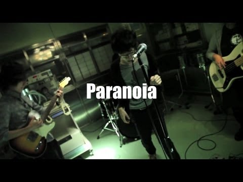 WHITE ASH / Paranoia【Music Video Short Ver】 - YouTube