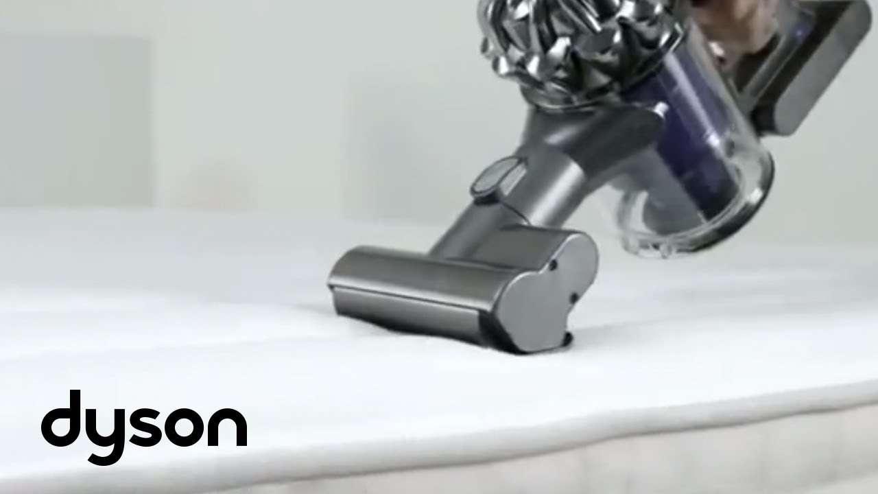 ダイソン 「布団掃除の真実 - UVライトは効果的?」 - YouTube