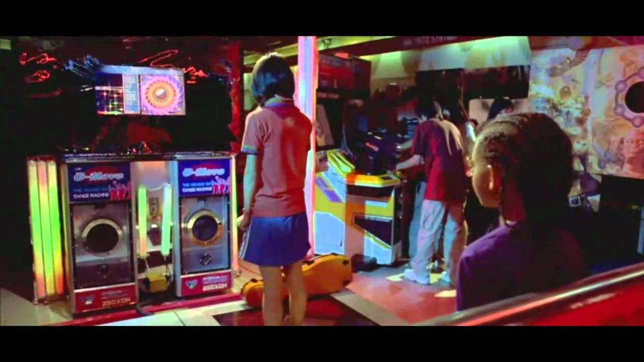 the karate kid-dance smith-2010 - YouTube