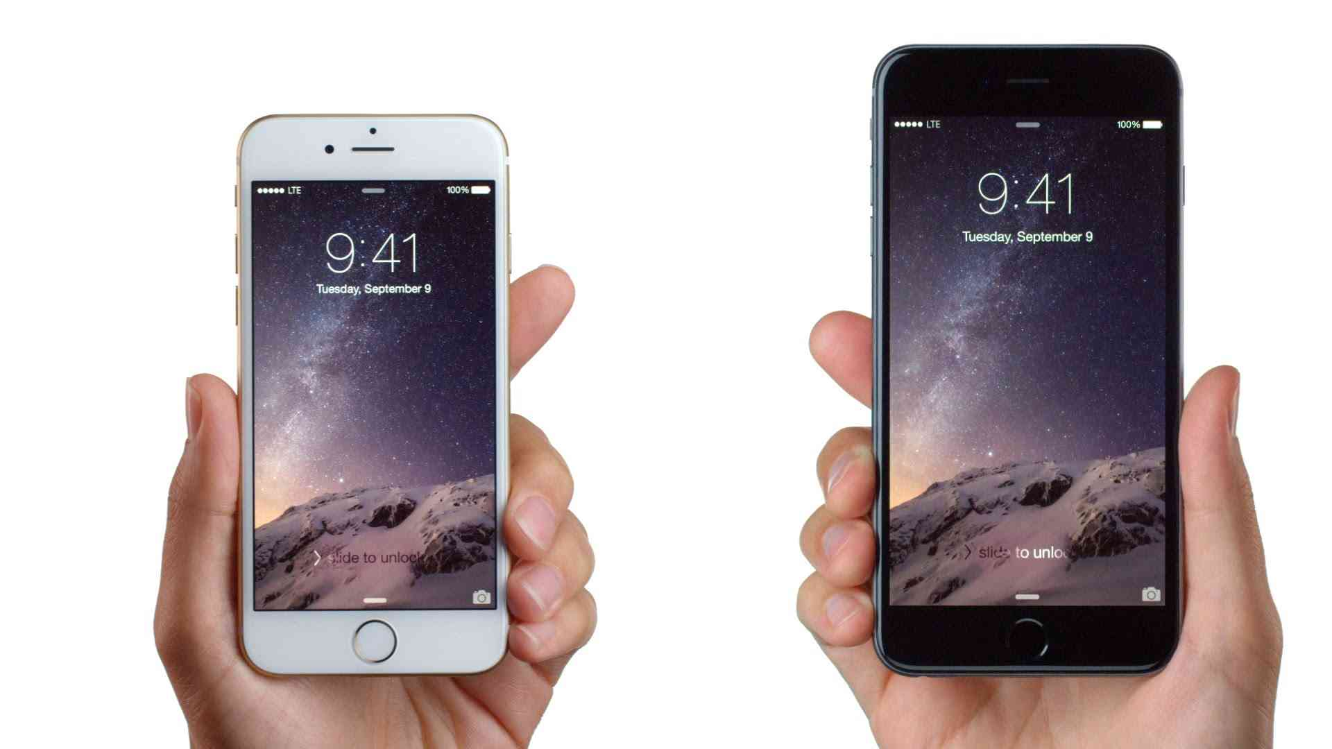 Apple - iPhone 6 and iPhone 6 Plus - TV Ad - Duo - YouTube