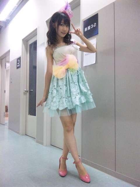 【画像】AKB48柏木由紀の昼食が話題に