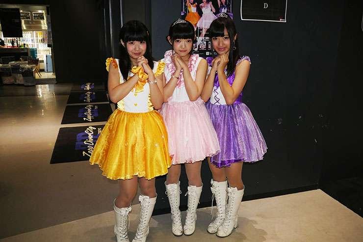 「その可愛さは、悪魔をも飲み込むモンスター級の天使」 美少女アイドルグループ『Merci Coco』が東京に来襲!