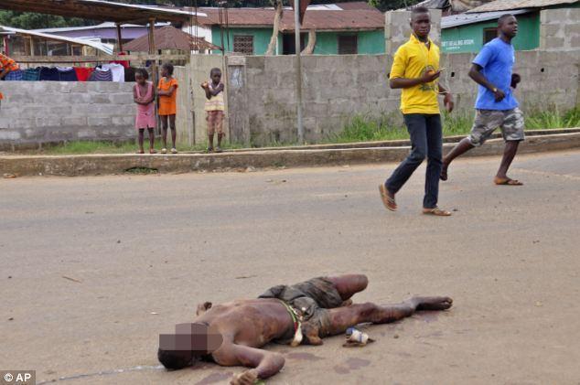 エボラ出血熱で日本に自衛隊など緊急医療隊要請…リベリア大統領が首相に書簡