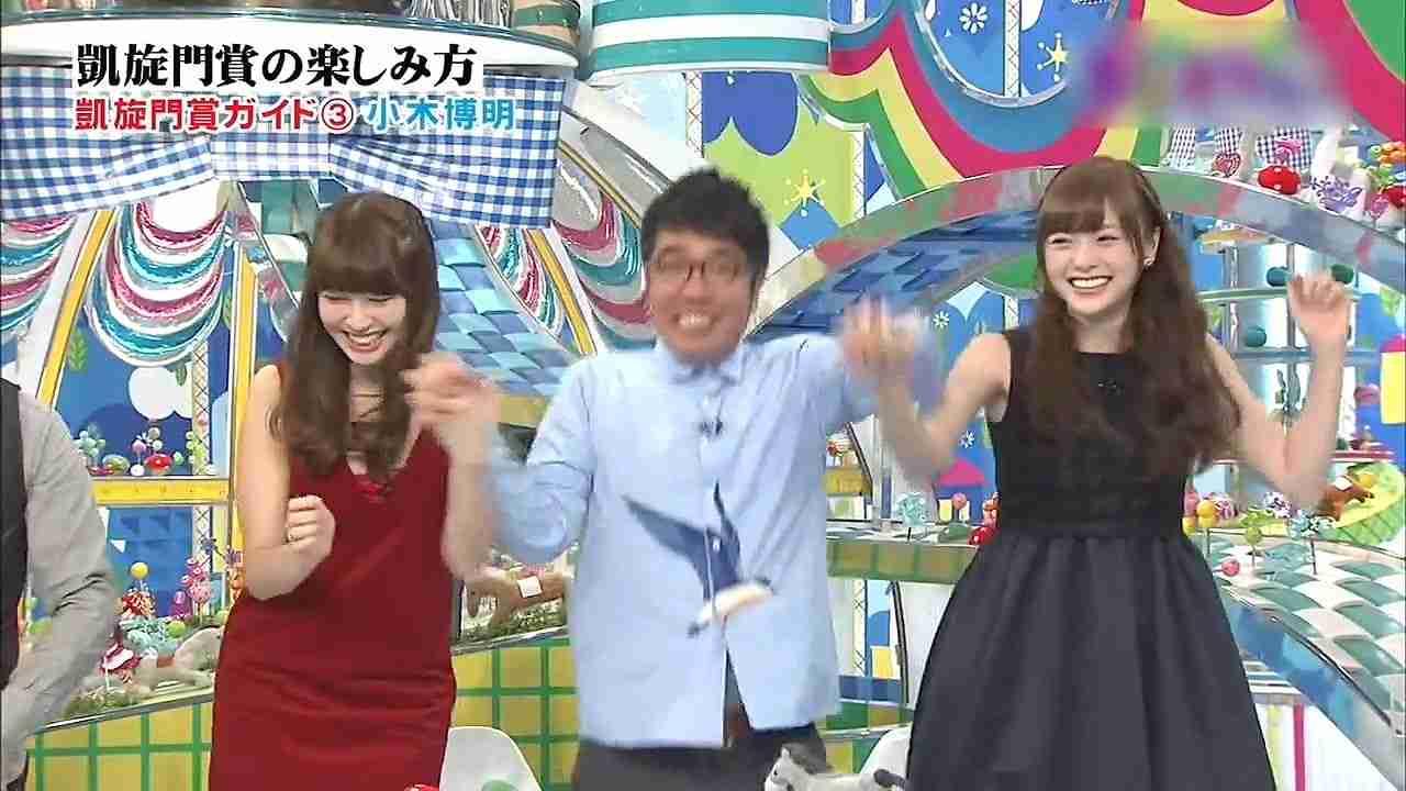 【放送事故】 おぎやはぎ小木 どさくさに紛れ 小嶋陽菜 白石麻衣のおっぱいを触る AKB48 乃木坂46 SKE48 NMB48 HKT48 - YouTube