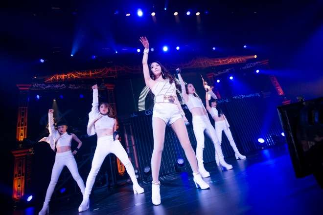 BoA、約4年半ぶりのツアー開幕!3000人の「BoA!」コール