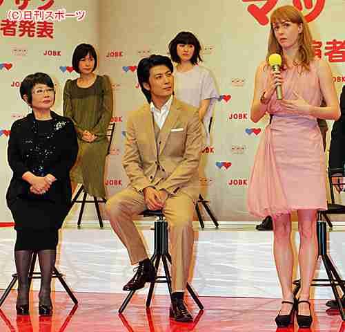 新NHK朝ドラ『マッサン』泉ピン子に「怖い」「朝からキツイ」と散々な声