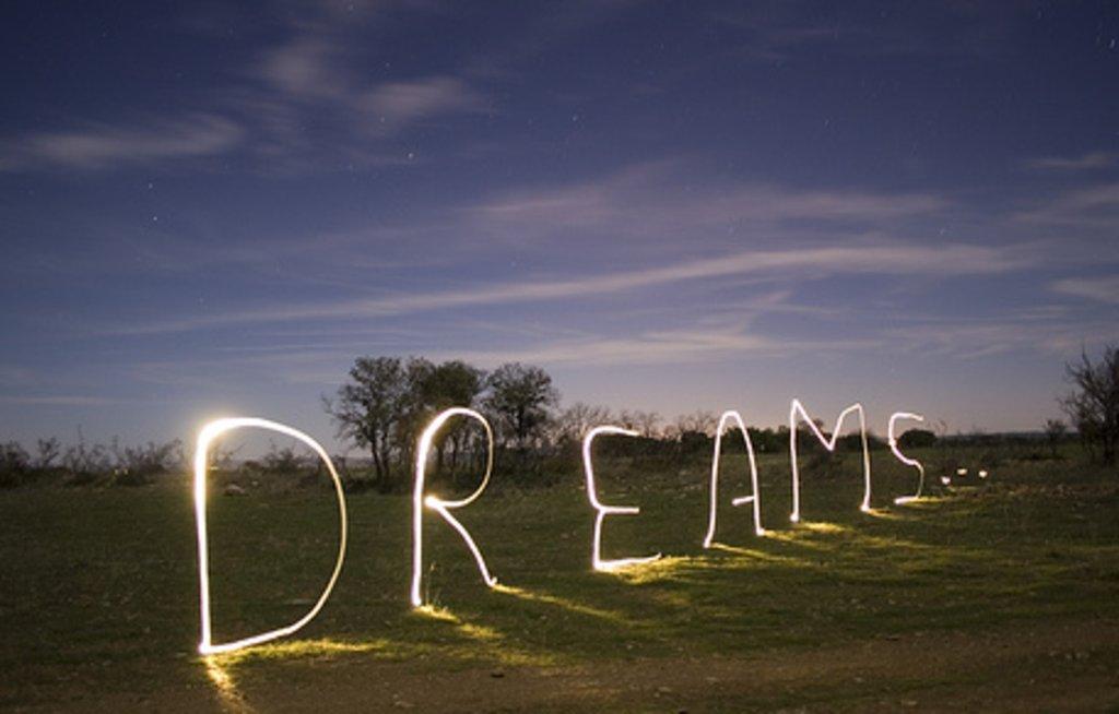 何度も繰り返し見る夢はありますか?